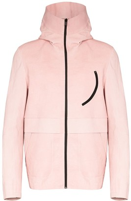 Alyx Stand-Collar Zip-Front Jacket