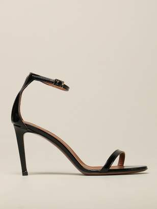 L'Autre Chose Sandal In Patent Leather