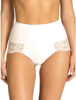 Kayser Eva Micro And Lace Semi Control Full Brief