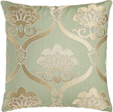 "Jane Wilner Designs Georgina Pillow, 20""Sq."