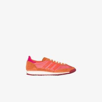 adidas X Wales Bonner red SL72 sneakers