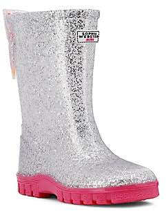 Sophia Webster Baby's, Little Girl's & Girl's Butterly Welly Glitter Rainboots