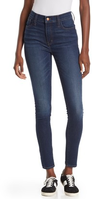 "Madewell 9"" Mid-Rise Skinny Jeans with Magic Pockets (Regular & Plus Size)"