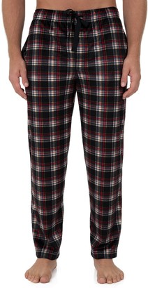 Van Heusen Men's Silky Fleece Sleep Pant