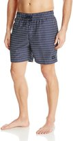 Jack Spade Men's Parking Print Grannis Swim Trunk