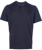 Lanvin button front t-shirt