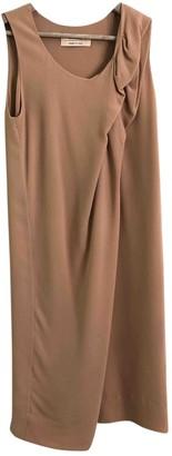 Bally Beige Silk Dress for Women