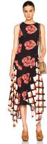 Suno FWRD Exclusive Long Asymmetrical Dress