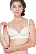 Sweet Mommy Maternity and Nursing Molded Nursing Bra STARWHXL