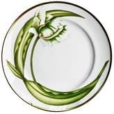 Anna Weatherley White Tulips Salad Plate