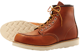 Red Wing Moc Toe Boot, Oro Legacy