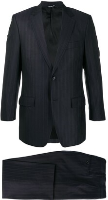 Dolce & Gabbana Pre Owned 2000's Pinstripe Suit