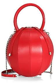 Nita Suri Women's Iconics Pilo Sphere Leather Top Handle Bag