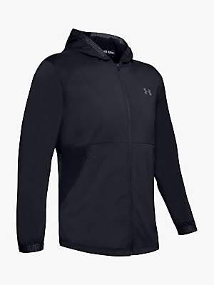 Under Armour Vanish Woven Training Jacket, Black/Pitch Grey