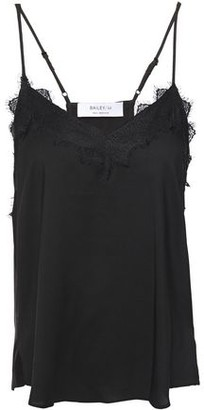Bailey 44 Lace-trimmed Cady Camisole