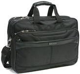 Perry Ellis Deluxe Easy Scan Briefcase