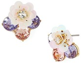 BaubleBar Florette Stud Earrings