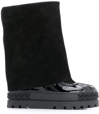 Casadei Calf-Length Boots