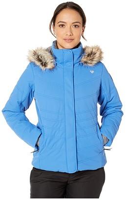 Obermeyer Petite Tuscany II Jacket (Azure) Women's Clothing