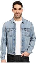 Calvin Klein Jeans Light Wash Trucker Jacket