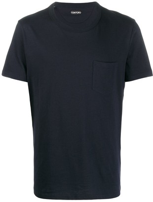 Tom Ford cotton crew neck T-shirt