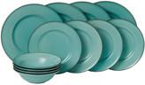 Royal Doulton Gordon Ramsay Union Street Tableware Set - 12 Piece - Blue