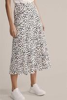 Witchery Bias Cut Maxi Skirt