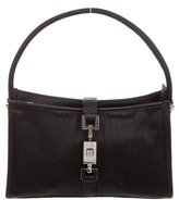 Gucci Satin Mini Handle Bag