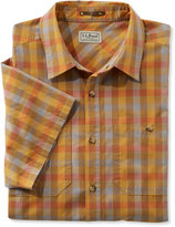 L.L. Bean Men's Otter Cliff Shirt, Plaid