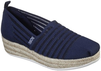Skechers Bobs Highlights 2.0 Homestretch Espadrille - Navy