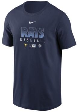 Nike Tampa Bay Rays Men's Early Work Dri-Fit T-Shirt