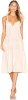 Mara Hoffman Better Cotton Tier Dress