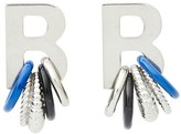 Balenciaga Multirings XL earrings