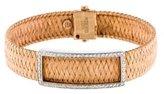 Roberto Coin 18K Diamond Bracelet