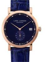 Mens Lars Larsen Watch 137RDBL