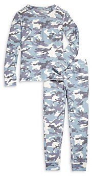 PJ Salvage Kids' Camo Pajama Set - Little Kid, Big Kid