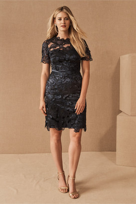 JS Collections Winton Floral Short Sleeve Dress