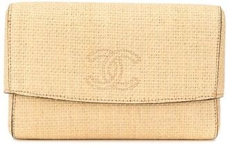 Chanel Pre Owned 1998s CC clutch