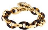 Michael Kors Tortoise Shell Link Bracelet