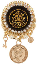 Cara Accessories Lilion Coin Pin