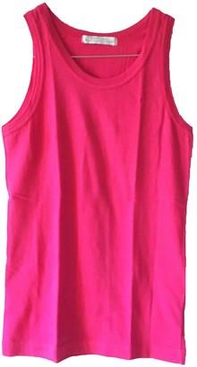 Ballantyne Pink Cotton Top for Women