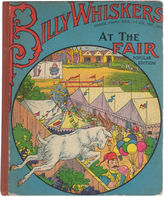 One Kings Lane Vintage Billy Whiskers at the Fair
