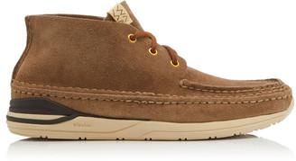 Visvim Voyageur Suede Ankle Boots