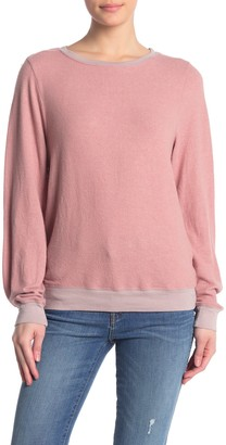 Wildfox Couture Baggy Beach Jumper Pullover Sweatshirt