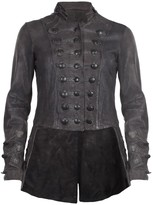 Brocade Military Tailcoat