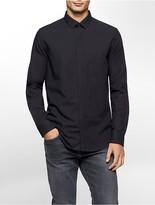 Calvin Klein Slim Fit Twill Dobby Shirt
