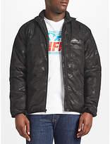 Penfield Nashua Lightweight Jacket, Black