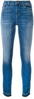 J Brand Angelic mid-rise skinny jeans - women - Cotton/Polyester/Spandex/Elastane - 24