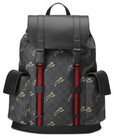 Gucci GG Supreme Tigers Canvas Backpack