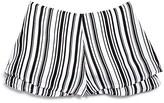 Aqua Girls' Layered Striped Shorts , Big Kid - 100% Exclusive